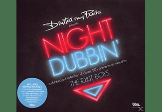 Dimitri From Paris - NIGHT DUBBIN'  - (CD)