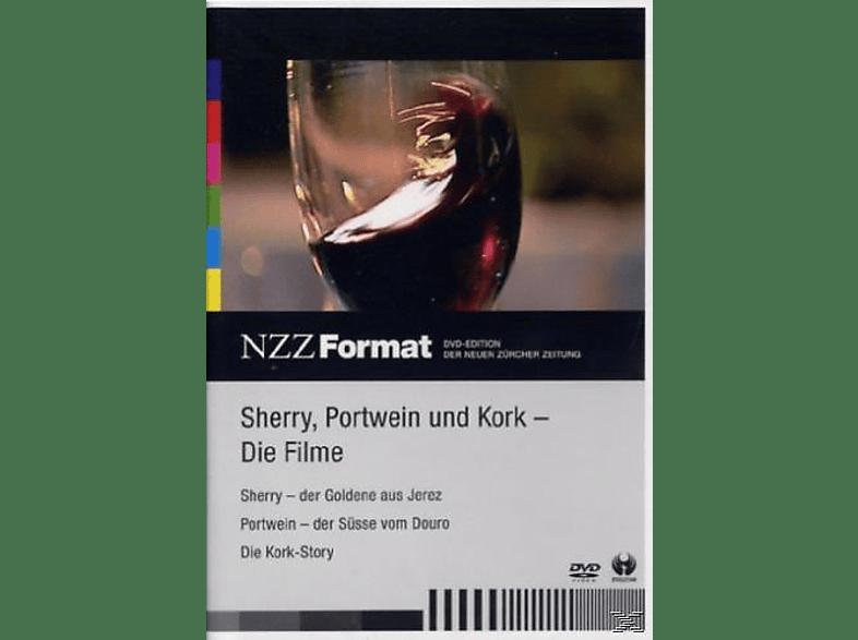 Sherry, Portwein und Kork [DVD]