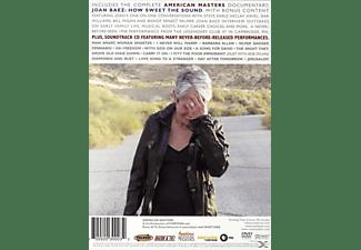 Joan Baez - How Sweet The Sound  - (DVD)