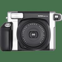 FUJIFILM Instax Wide 300 Sofortbildkamera, Schwarz/Silber
