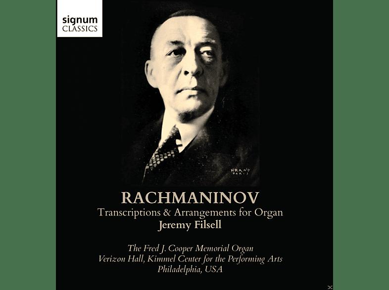Jeremy Filsell - Transkriptionen Und Bearbeitungen Für Orgel [CD]