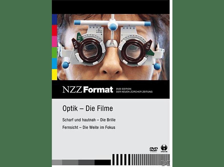 Optik - Die Filme [DVD]