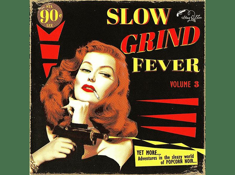 VARIOUS - Slow Grind Fever Vol. 3 [CD]