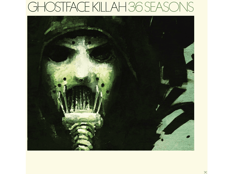 Ghostface Killah - 36 Seasons [CD]