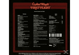 Crystal Winds - First Flight  - (CD)