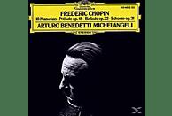 Arturo Benedetti Michelangeli - Mazurkas/Ballade 1/Scherzo 2 [CD]