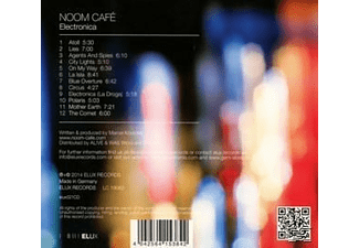 Noom Cafe - Electronica  - (CD)