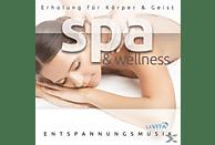 VARIOUS - Spa & Wellness [CD]