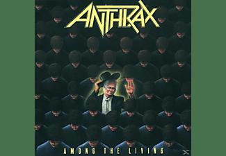 Anthrax - Among The Living  - (CD)