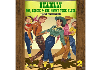 VARIOUS - Hillbilly Bop Boogie & Honky Tonk Blues Vol.3  - (CD)