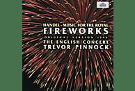 Ec, Trevor/ec/+ Pinnock - Feuerwerksmusik [CD]