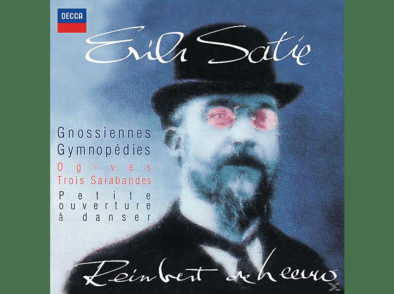 Reinbert De Leeuw - Gymnopedies/Gnossiennes/+ [CD]