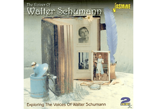 Walter Shumann - EXPLORING THE VOICE OF...  - (CD)