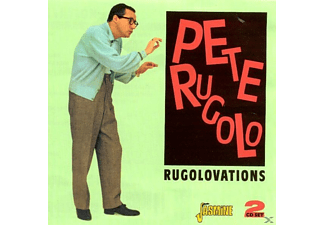 Peter Rugolo - RUGOLOVATIONS  - (CD)