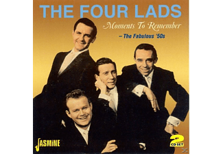 The Four Lads - Moments To Remember  - (CD)