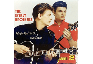 The Everly Brothers - ALL WE HAD TO DO IS DREAM  - (CD)