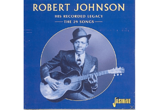 Robert Johnson - His Recorded Legacy-The 29 Songs  - (CD)