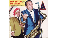 Sam Butera - A Tribute To Louis Prima Vol.2 [CD]