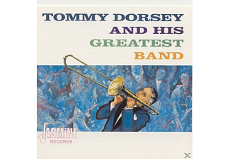 Tommy Dorsey - And His Greatest Band  - (CD)