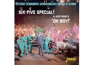 VARIOUS - Six-Five Special & Jack Goods 'Oh Boy!  - (CD)