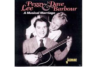 Peggy Lee / Dave Barbour - A Musical Marriage  - (CD)