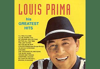 Louis Prima - His Greatest HTS  - (CD)