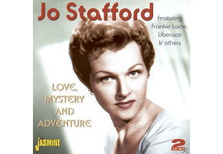 Jo Stafford - Love,Mystery And Adventure  - (CD)