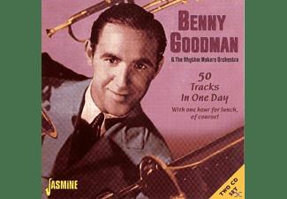 Benny Goodman - 50 TRACKS IN ONE DAY  - (CD)