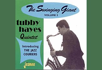Tubby Quartet Hayes - SWINGING GIANT VOL.2  - (CD)