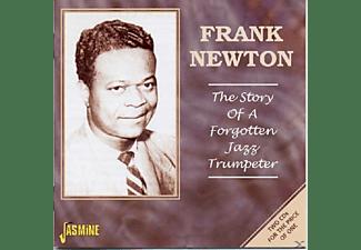 Frank Newton - STORY OF A FORGOTTEN JAZZ  - (CD)