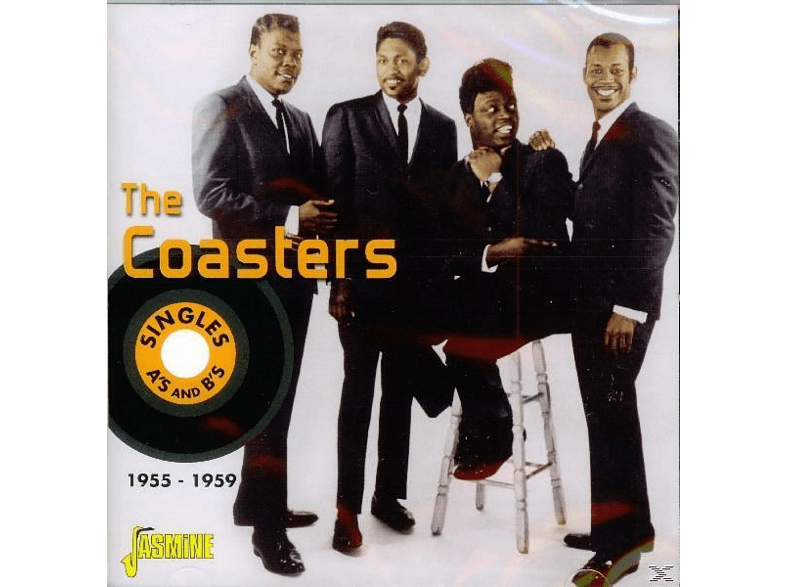 The Coasters - Singles A S & B S 1955-1959 [CD]