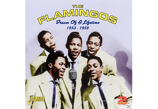 The Flamingos - DREAM OF A LIFETIME  - (CD)