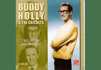The Crickets - THE MUSIC DIDN T DIE  - (CD)