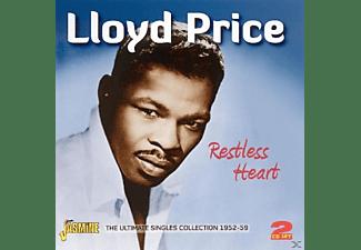 Lloyd Price - RESTLESS HEART  - (CD)