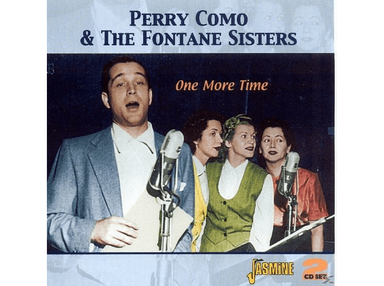 Como, Perry / Fontane Sisters, The - One More Time  2-CD [CD]