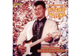 Ritchie Valens - Complete Ritchie Valens  - (CD)