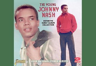 Johnny Nash - The Young Johnny Nash  - (CD)