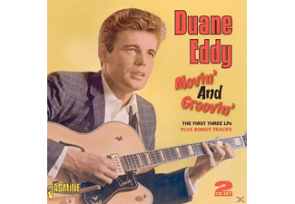 Duane Eddy - Movin' & Groovin'  - (CD)