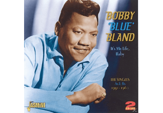 "Bobby ""blue"" Bl - IT'S MY LIFE, BABY -THE..  - (CD)"