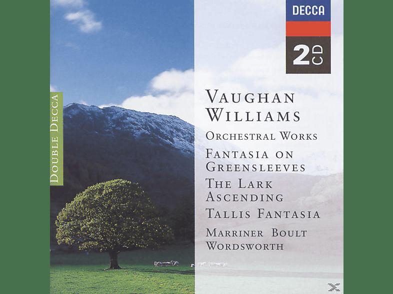 Ralph Vaughan Williams, VARIOUS - Fantasia On Greensleeves/+ [CD]