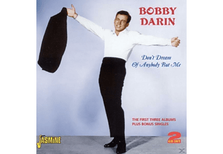Bobby Darin - DON T DREAM OF ANYBODY  - (CD)