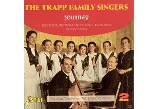 The Trapp Family Singers - JOURNEY, FOLK SONGS,..  - (CD)