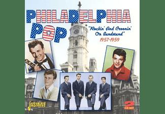 VARIOUS - Philadelphia Pop  - (CD)