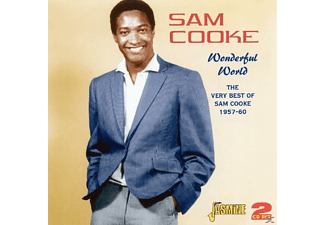 Sam Cooke - Wonderful World  - (CD)