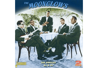The Moonglows - MOST OF ALL - THE..  - (CD)