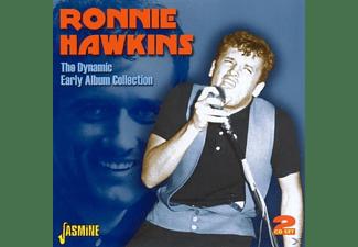 Ronnie Hawkins - Dynamic Ronnie Hawkins  - (CD)