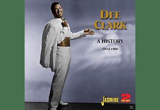 Dee Clark - A History-1952-1960  - (CD)