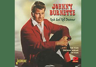 Johnny Burnette - ROCK AND ROLL DREAMER  - (CD)