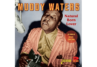 Muddy Waters - NATURAL BORN LOVER...  - (CD)