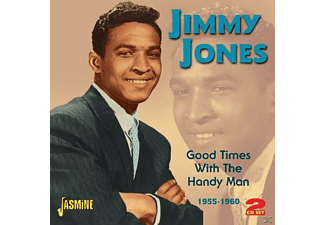 Jones Jimmy - GOOD TIMES WITH THE HANDY  - (CD)